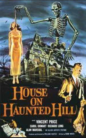 Release of House on Haunted Hill
