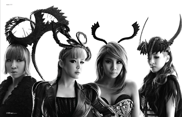 2NE1 - Falling in Love (Single release)
