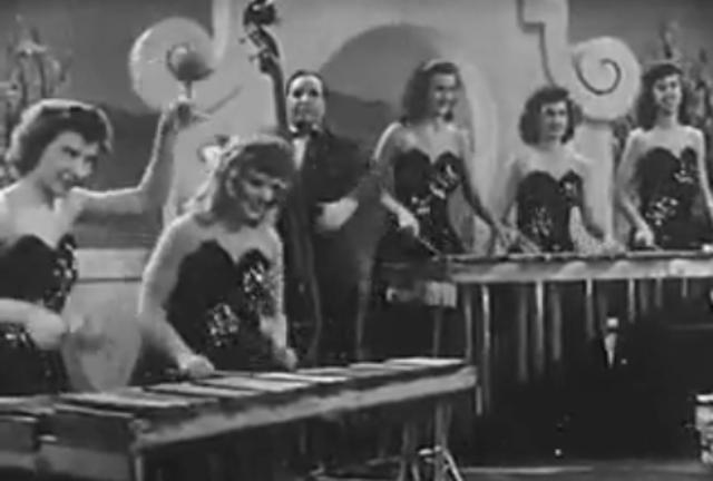 Reg Kehoe & his Miramba Queens