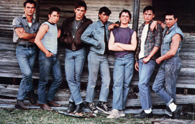 Soc's and Greaser are different.