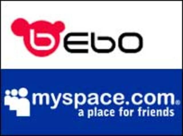 MySpace y Bebo vuelven a la competencia