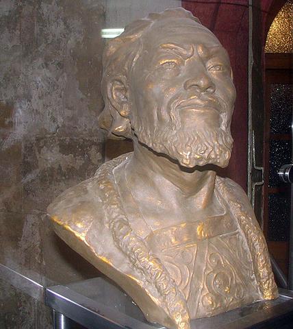 АНДРЕ́Й Юрьевич Боголюбский