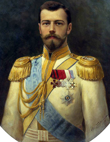 НИКОЛА́Й II Александрович