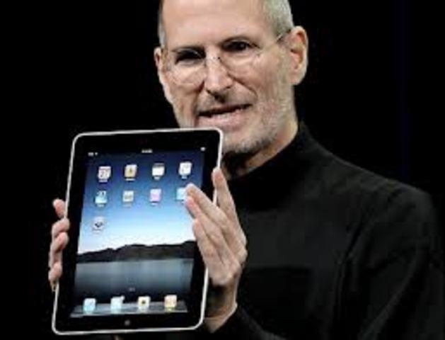 Apple iPad Introduced