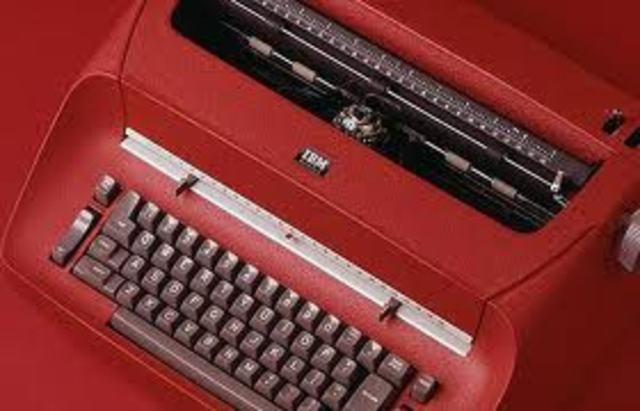Magnetic Tape/Selectric Typewriters