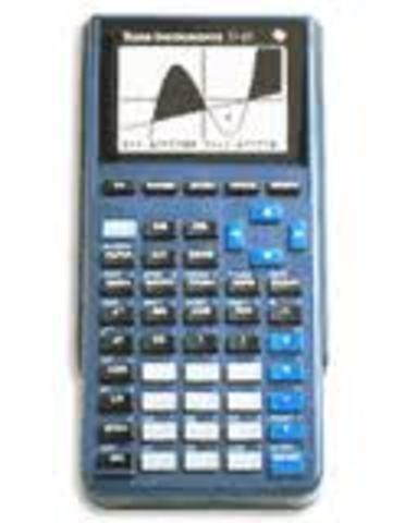TI-81 Graphing Calculator