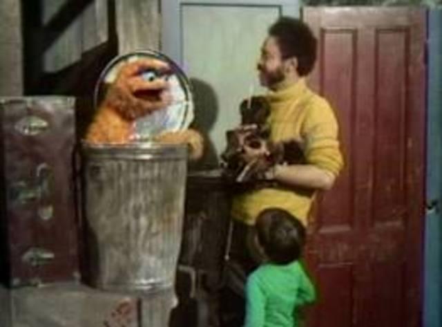 Sesame Street Debut