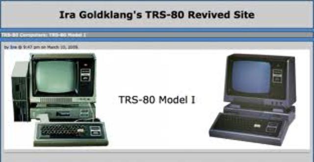 Radio Shack TRS-80 Computer