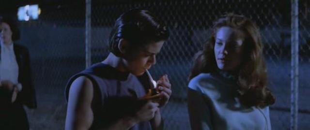 Ponyboy and Cherry had a long talk with each other(2)