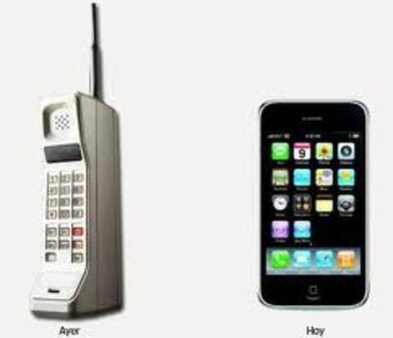 """Telefonía Móvil """"Celular"""""""