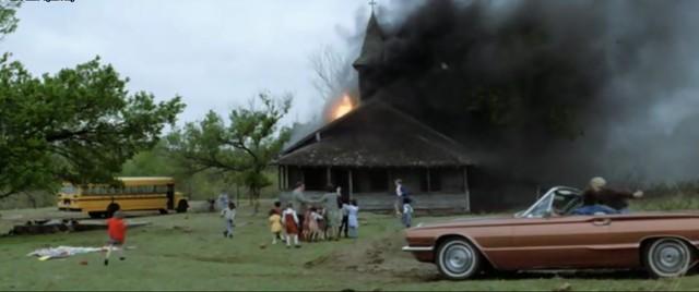 Fire in the church(1)