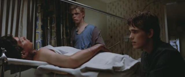 Johnny died in the hospital(1)