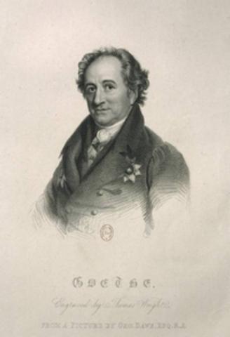 Raynal est reçu à la cour de Saxe-Gotha et de Saxe-Weimar