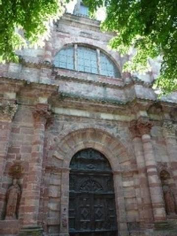 Début des études au Collège des Jésuites de Rodez (jusqu'en 1728)
