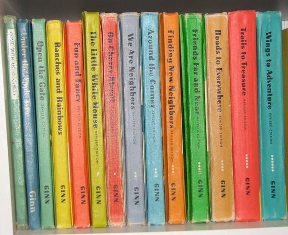 The Ginn Basic Readers Publish