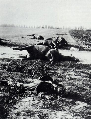 La contre-offensive de la Marne