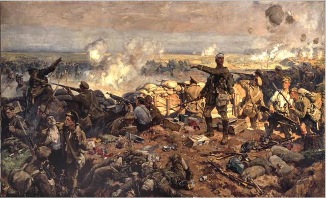 Première bataille d'Ypres