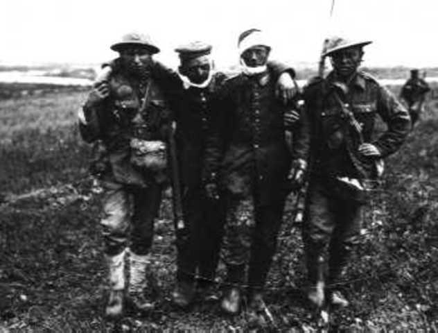 Folle offensive sur la Somme