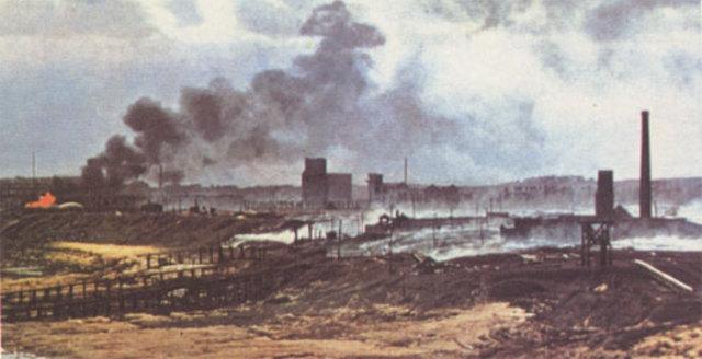 La Wehrmacht envahit l'URSS