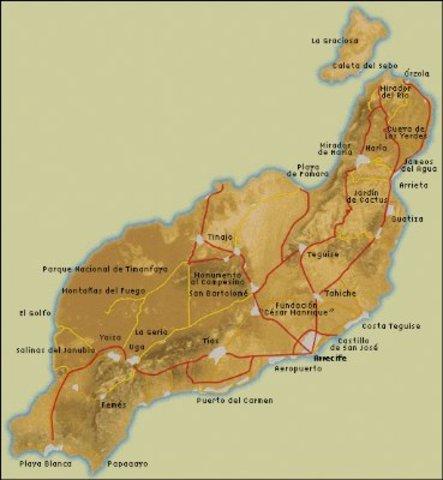 Carta del Turismo Sostenible- Lanzarote