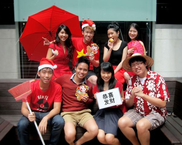 Release of first festival shoot - CNY