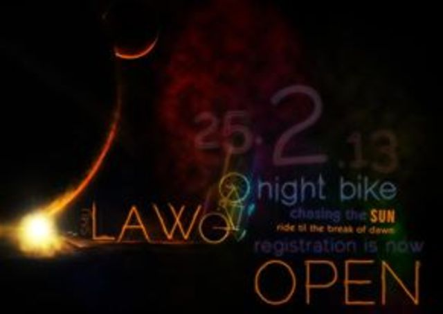 Night Bike 2013 - Chasing the Sun