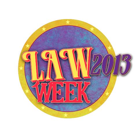 Reveal of Law Week 2013 plans