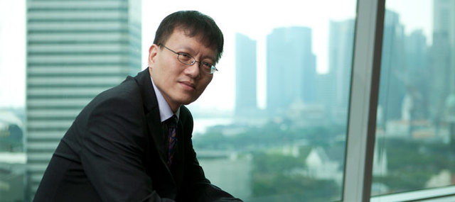 Meeting with Dean Yeo Tiong Min