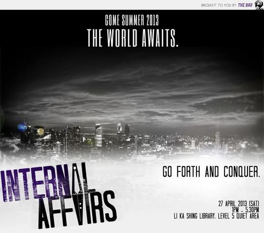 Internal Affairs 2013