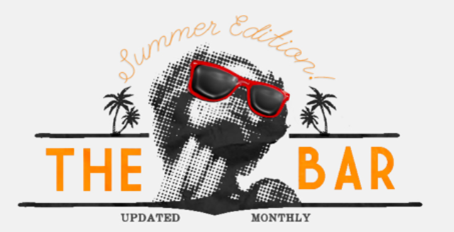 First Summer Monthly Updates published
