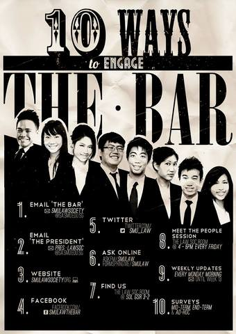 """Introduction of """"10 Ways to Engage The Bar"""""""