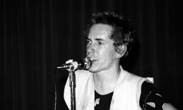 The Sex Pistols play the Lesser Free Hall: all of indie Manchester sees the future of music