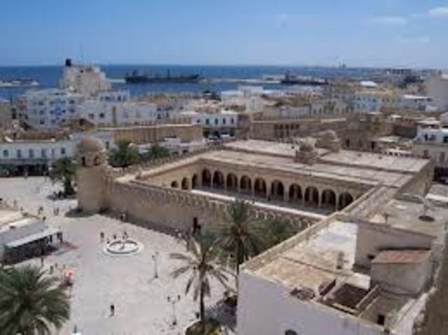 Conferencia de cambio climatico y Turismo Djerba (Túnez)