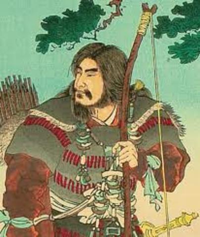 Rule of Emperor Jimmu