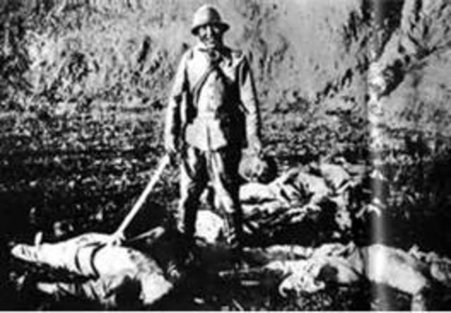 The Nanking Massacre