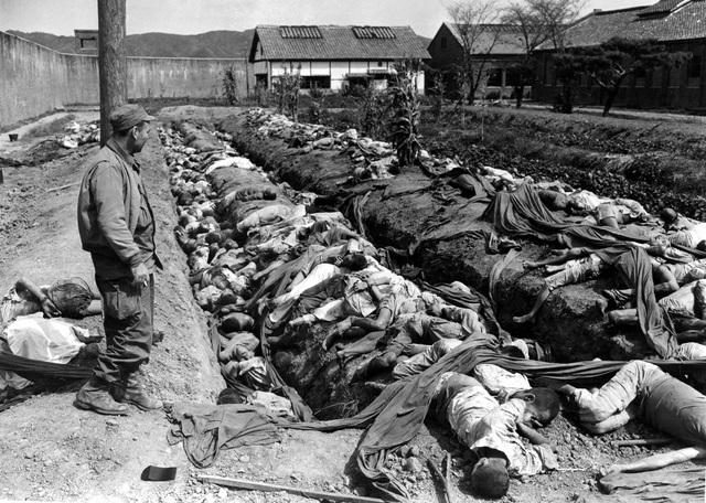 Korean War Ends - No Real Winner