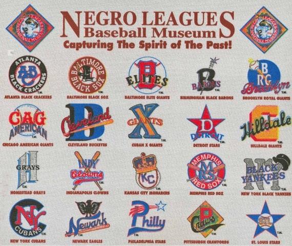 Negro Baseball Leagues