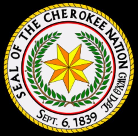Cherokee Regulations Against Intermarriage