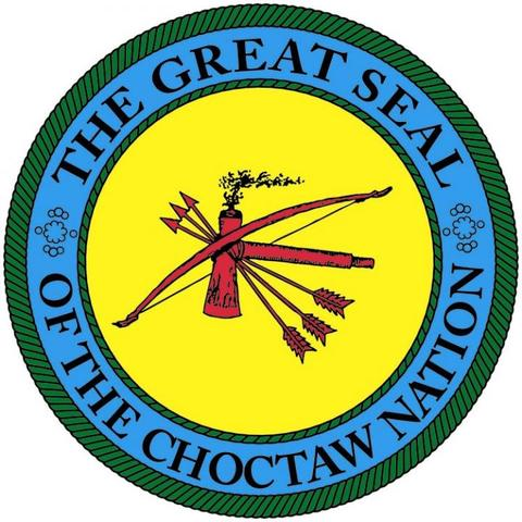 Choctaw leaders surrendered to Union at Doaksville