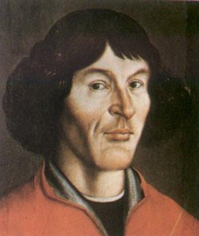 Nicolás Copérnico.