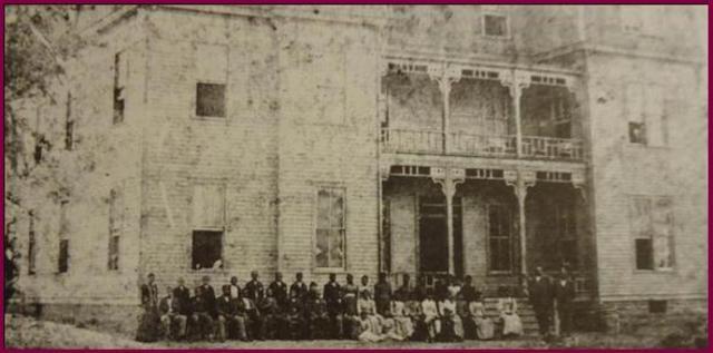 Tushka Lusa Academy for Freedmen