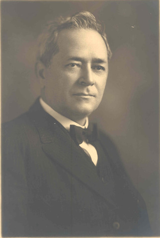 Haskell: First Governor of Oklahoma