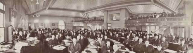 Oklahoma Constitutional Convention