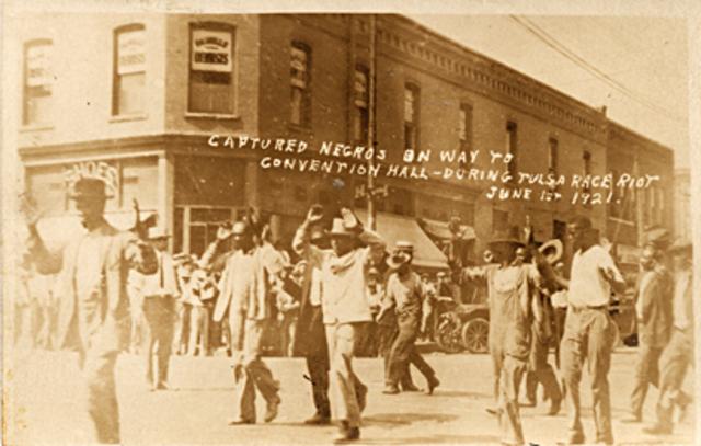 Tulsa Race Riot