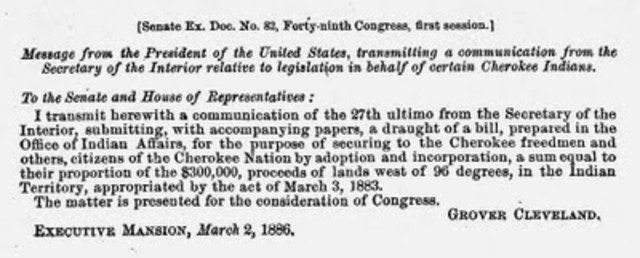 Bureau of Indian Affairs Involved in Cherokee Freedmen Citizenship