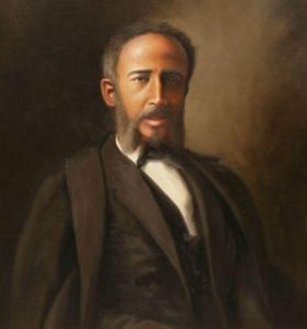 First African American in Oklahoma Territory Legislature