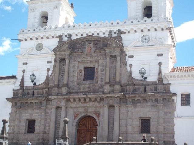 A Tour of Quito
