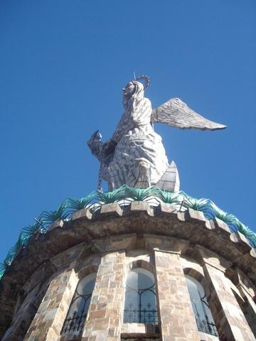 Virgen de Panecillo