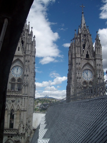 La Basilica del Voto Navional