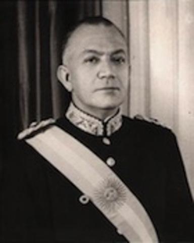 Presidencia de LEVINGSTON, Roberto (1970-1971)